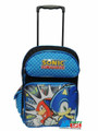Sonic The Hedgehog Large Rolling Backpack - With Knuckles