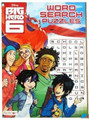 Big Hero 6 96 pg Word Search Puzzle Book