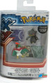 "Pokemon 2-Pk Small 2"" Toy Plastic Action Figure - Hawlucha vs. Banette"
