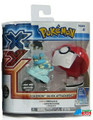 Pokemon Quick Attackers Figure and Pokeball - Froakie