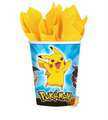 Pokemon Beverage Cups -Pikachu And Friends