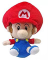 "Super Mario Brothers 5"" Baby Mario Plush Toy Stuffed Animal"