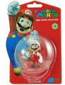 "Super Mario Bros. Mini Action Figure 1 - 3"" (Fire Mario) Series 3"