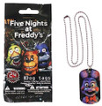 Five Nights At Freddy's Dog Tag Necklace