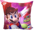Super Mario Bross Medium 13 Inch Pillow - Power Tennis