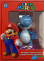 "Super Mario Brothers 5"" Plastic Toy Action Figure - Blue Yoshi"
