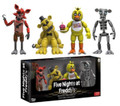 "Five Nights at Freddy's 2"" inch 4 Vinyl Figure Set 1"