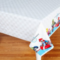 Super Mario Bros Plastic Table Cover Tablecover - Mario Kart Wii