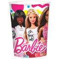 Barbie Sparkle Plastic 16 Ounce Reusable Keepsake Favor Cup (1 Cup)