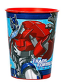 Transformers Prime Red Plastic 16 oz Reusable Keepsake Souvenir Cup (1 Cup)
