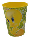12X Tweety Plastic 16 Ounce Reusable Keepsake Favor Cup ( 12 Cups )