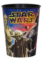 Star Wars Plastic 16 Ounce Reusable Keepsake Favor Cup (1 Cup)