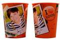 1D Louis Orange Plastic 16 oz Reusable Keepsake Souvenir Favor Cup (1 Cup)