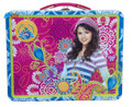 Wizards of Waverly Place Square Carry All Tin Lunchbox Lunch Box - Blue