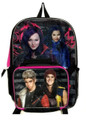 Descendants 16 Inch Large Backpack With Lunch Box