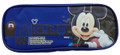 Mickey Mouse Plastic Pencil Case Pencil Box - Blue 1928