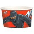Ninja Zone Themed Treat Cups ( 8 ct. )
