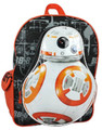 Star Wars Force Awakens Large Backpack - BB-8