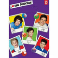 One Direction 1D Plastic Loot Bags Favor Sacks Gift Zayn Harry Liam Louis Niall