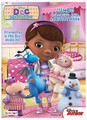Doc McStuffins Jumbo 96 pg. Coloring and Activity Book