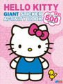 Hello Kitty Jumbo Sticker Book (Over 500 Stickers)