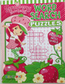 Strawberry Shortcake Jumbo 96 pg. Word Search Puzzle Book