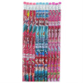 Ariel - Little Mermaid Red/Blue/Pink Wooden Pencils Pack of 12