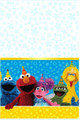Sesame Street All Plastic Table Cover (1 piece)