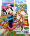 Minnie Mouse Jumbo 96 pg. Coloring and Activity Book - Smiles All Around