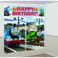 Thomas  And Friends Giant Scene Setter Wall Decorating Kit