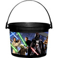 Star Wars Generations Plastic Favor Bucket Container ( 1pc ) - Darth Vader