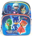 "PJ Masks 12"" Inch Backpack"