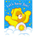 Care Bears Pack of 8 Invitations
