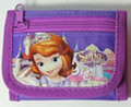 Sofia the 1st Tri-Fold-Wallet-Purple
