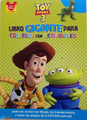 Toy Story Buzz Woody Jessie Jumbo 64 pg. Coloring and Activity Book - Green