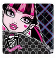 Monster High Small 7 Inch Party Cake Dessert Plates