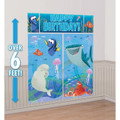 Finding Dory Giant Scene Setter Wall Decorating Kit