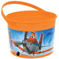 Planes 2 Plastic Favor Bucket Container ( 1pc )