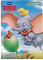 "Dumbo 96 Pg. Big Fun Coloring and Activity Book - ""I Can Fly"""