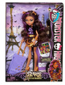 "Monster High ""Scaris"" Clawdeen Wolf Plastic Doll and Accessories"