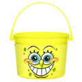 Spongebob Squarepants Plastic Favor Bucket Container ( 1pc )