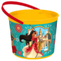 Elena of  Avalor Plastic Favor Bucket Container ( 1pc )