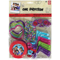One Direction 1D 48pc Favor Mega Mix Value Pack Set