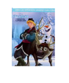 Frozen Spanish Big Fun Book to Color - Amigos