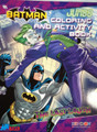 Batman Jumbo 64 Pg Activity and Coloring Book - The Last Laugh