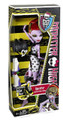 "Monster High ""Skulltimate Roller Maze"" Operetta Plastic Doll and Accessories"