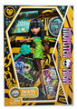 "Monster High ""Dawn of the Dance"" Cleo De Nile Plastic Doll and Accessories"