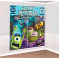 Monsters University Giant Scene Setter Wall Decorating Kit
