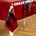 Jonas Brothers Plastic Tablecover Table Cover