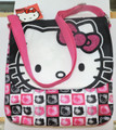 Hello Kitty Squared-Faced Decoration Purse Bag